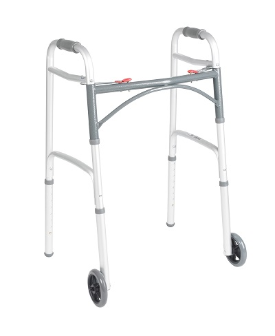 Drive Medical Two Button Walker